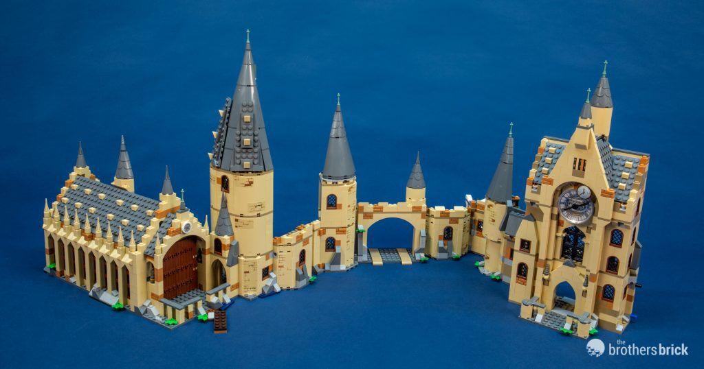 Lego Harry Potter 75948 Hogwarts Clock Tower Review 49