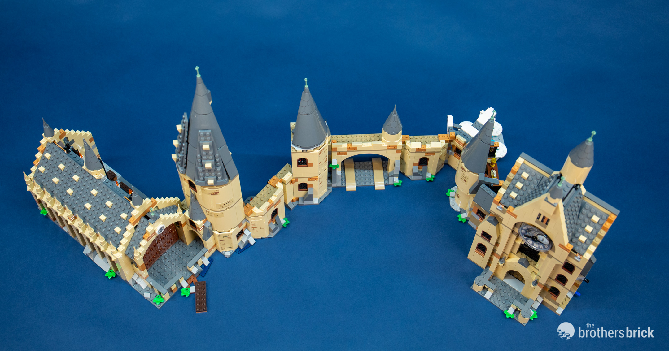 Lego Harry Potter 75948 Hogwarts Clock Tower Review 50