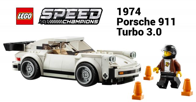 Lego Speed Champions Reissues The Classic 911 With 75895 1974