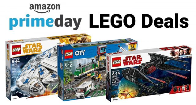 Amazon offers LEGO Star Wars Kessel Run Millennium Falcon for 51% off, plus other Prime Day deals [News]
