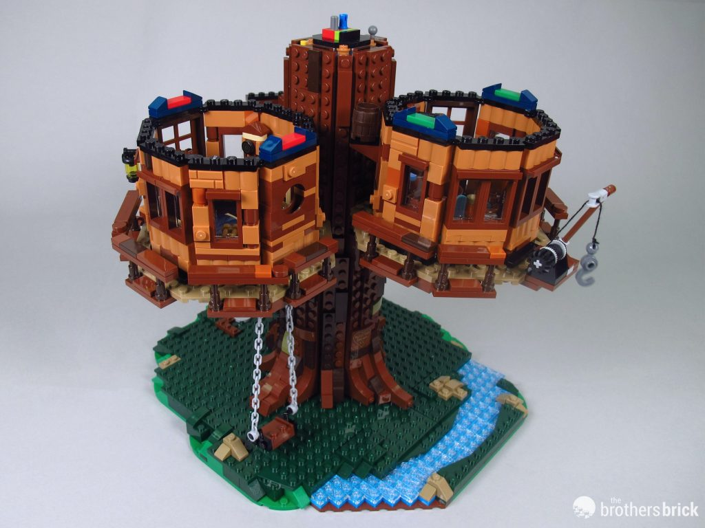 Lego Ideas 21318 Treehouse Unleashes Your Childhood Dreams Review