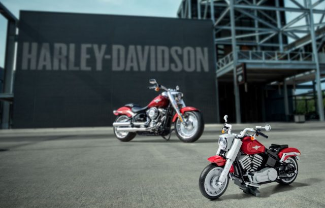 Harley Davidson: LEGO Unveils First Creator Expert Motorcycle As 10269