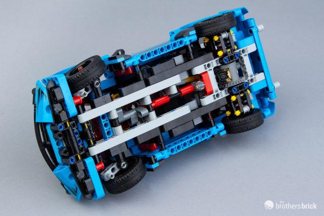 LEGO Technic 42098 Car Transporter [Review]