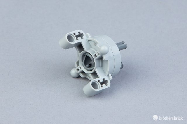 A little dirt never hurt: LEGO Technic 42099 4x4 X-treme Off-Roader