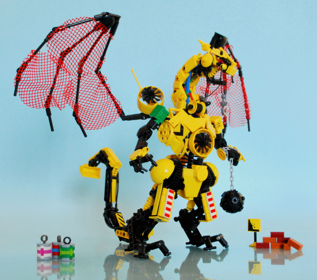 LEGO Creature Archives | The Brothers Brick | The Brothers Brick