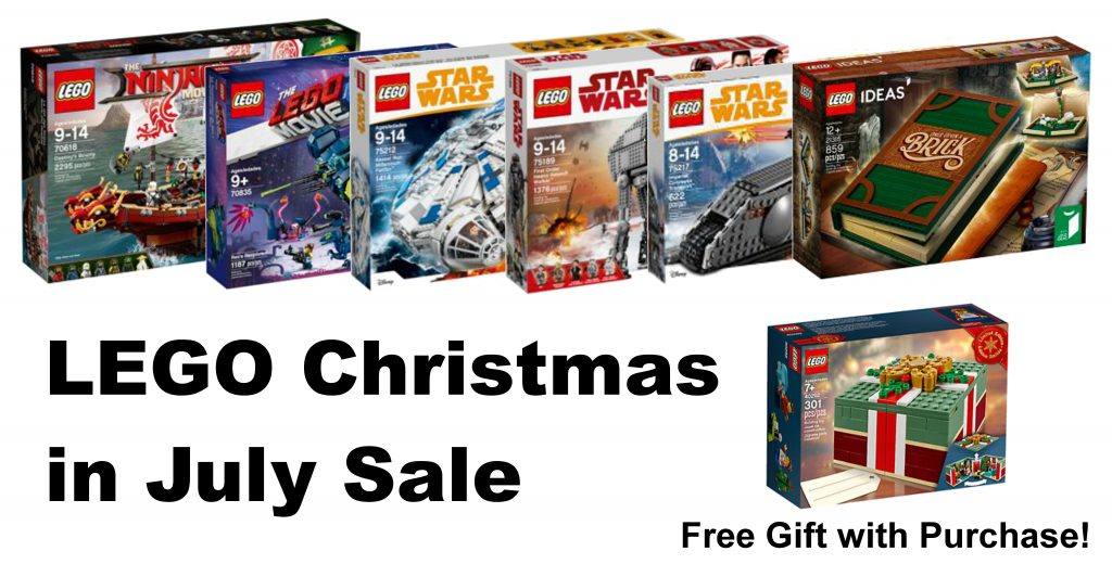 Christmas In July Sale Ideas.Lego Christmas In July Sale The Brothers Brick The