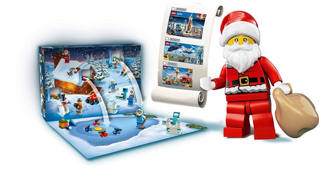 lego 60235 city advent calendar 2 the brothers brick. Black Bedroom Furniture Sets. Home Design Ideas