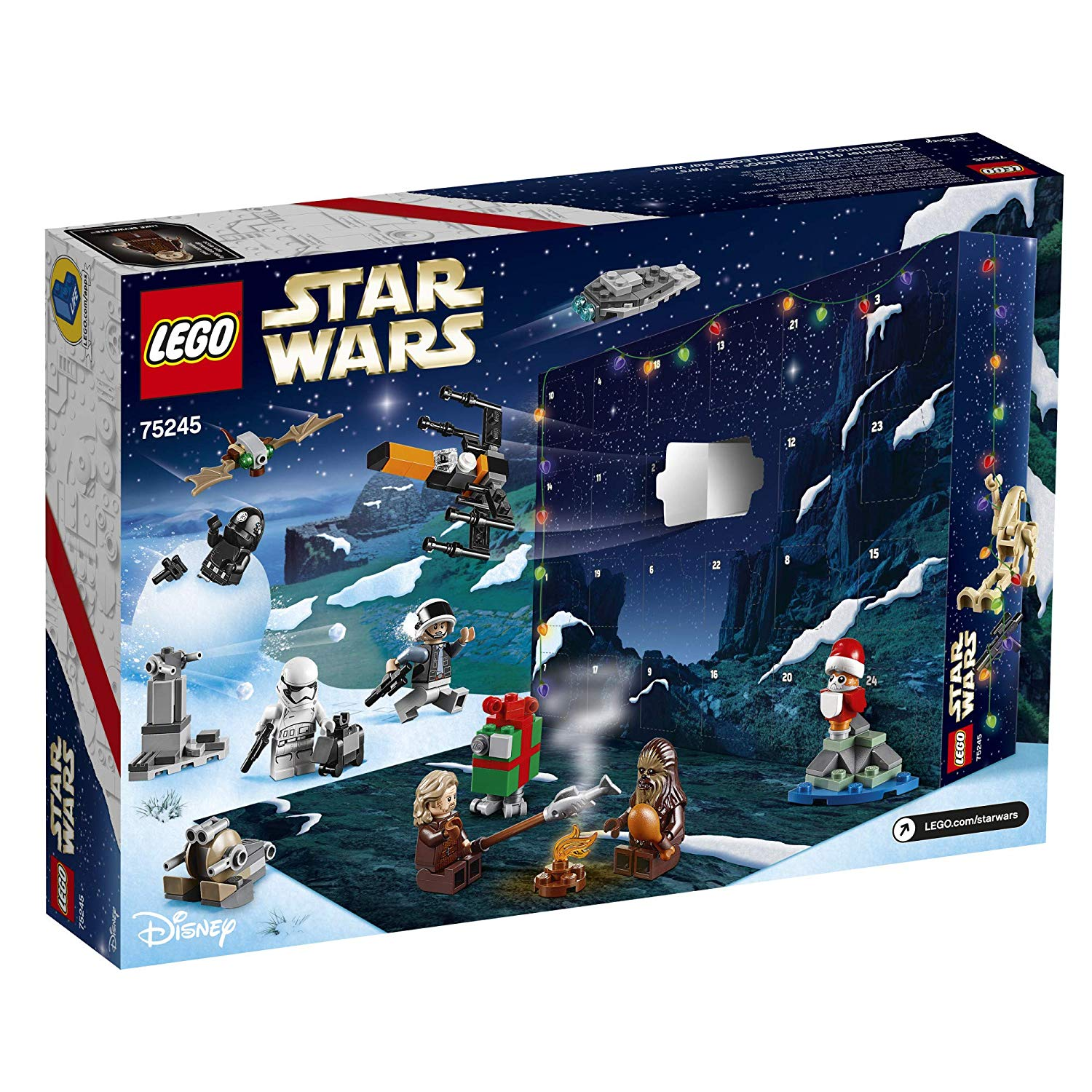 Calendrier Lego Friends 2019.Lego Advent Calendar 2019 Revealed And Available For Pre