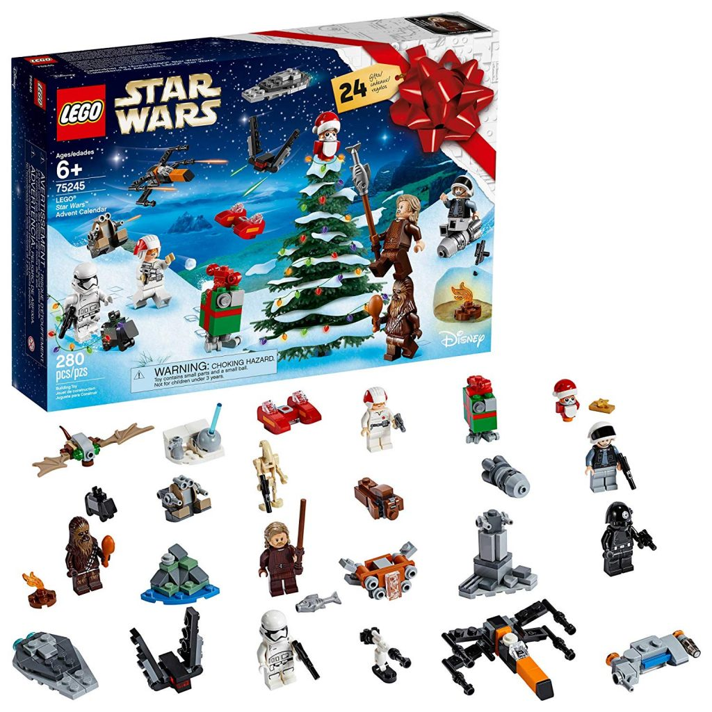 Revealed Pre Lego Advent 2019 Available For On Order And Calendar 2WD9YEHI