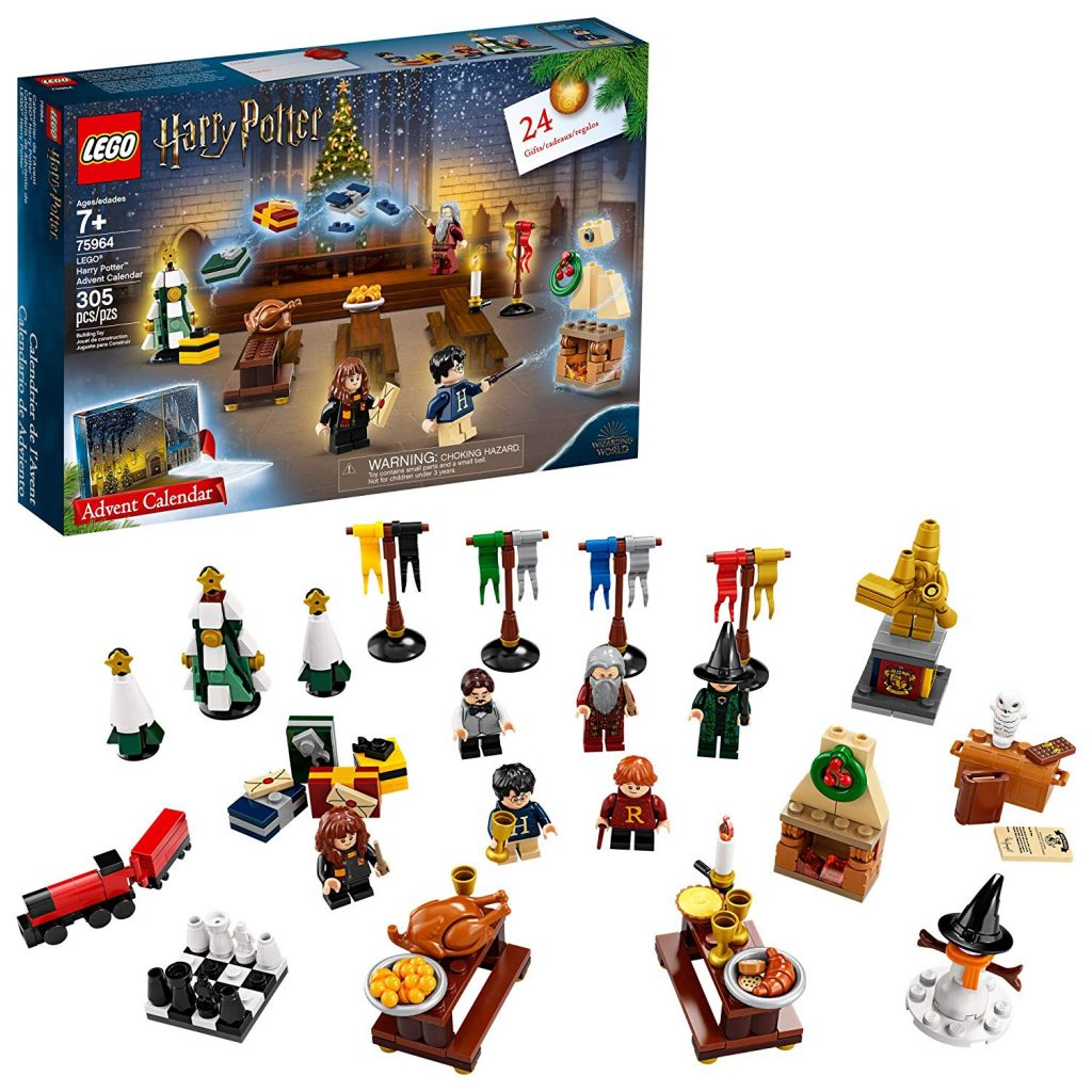Calendrier De Lavent Star Wars Lego 2020.Lego Advent Calendar 2019 Revealed And Available For Pre