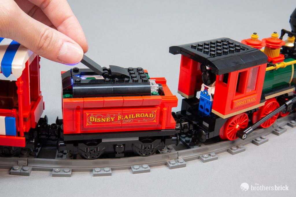 LEGO Disney 71044 Disney Train and Station MX4sV-36 | The