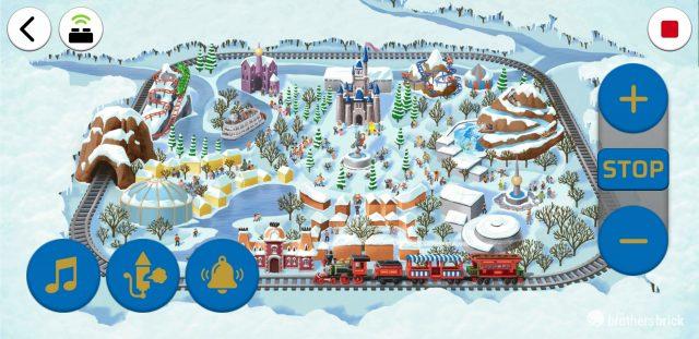 All aboard the new 3,000-piece Disneyland LEGO set, 71044