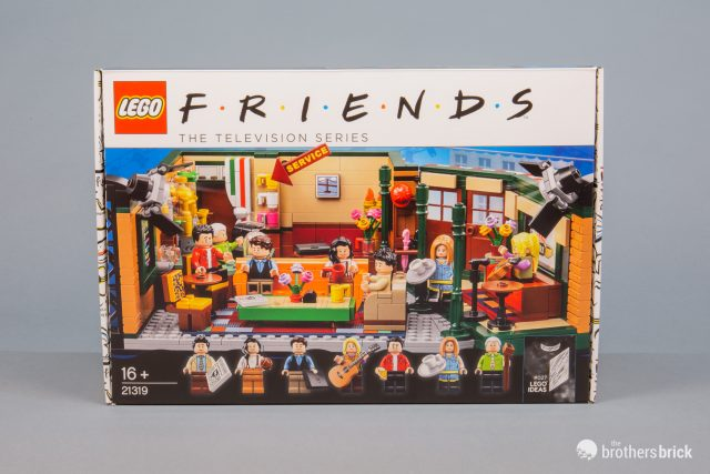 LEGO Ideas 21319 Friends Central Perk - could it BE any more