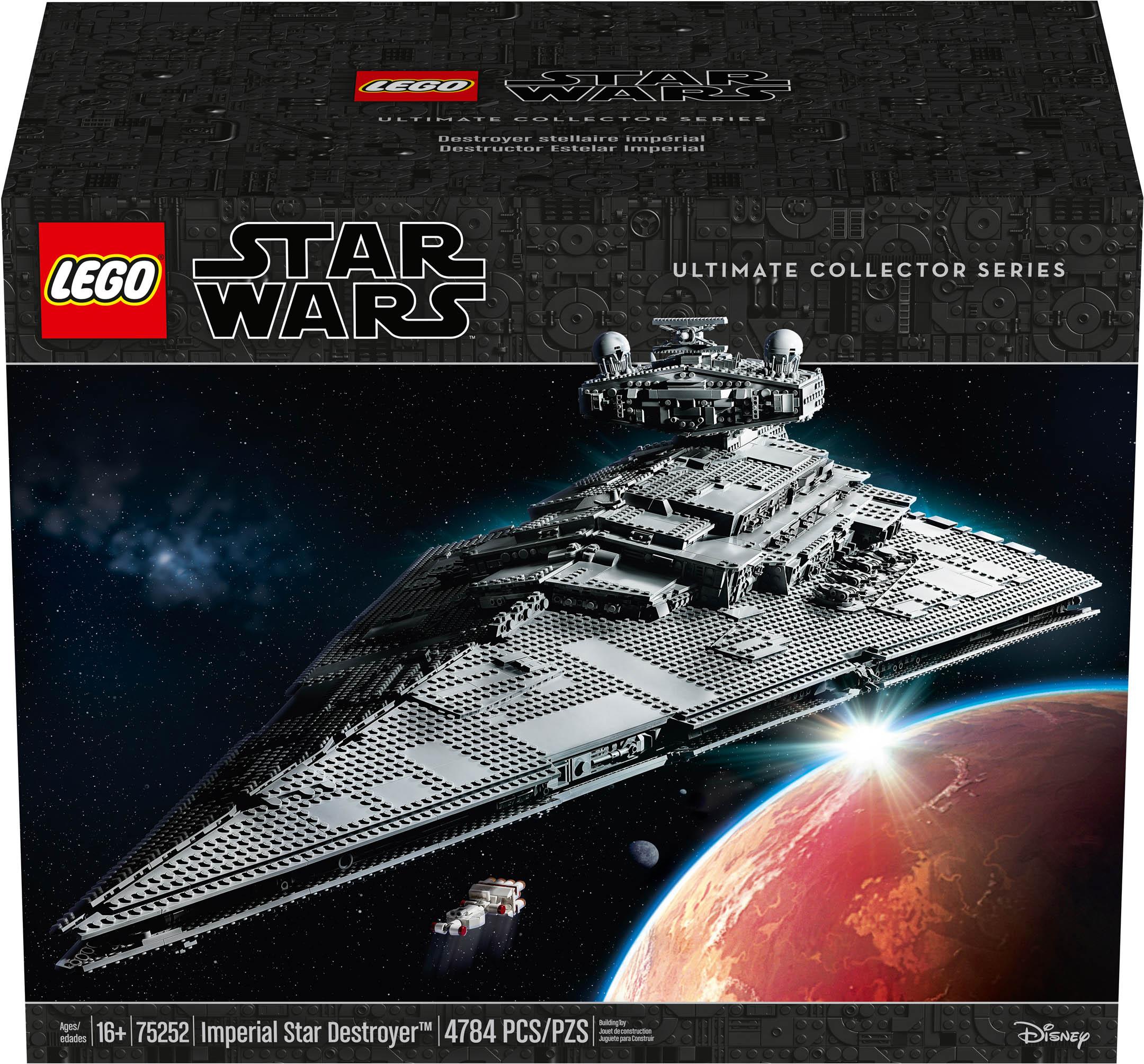 LEGO Star Wars UCS 75252 Imperial Star Destroyer