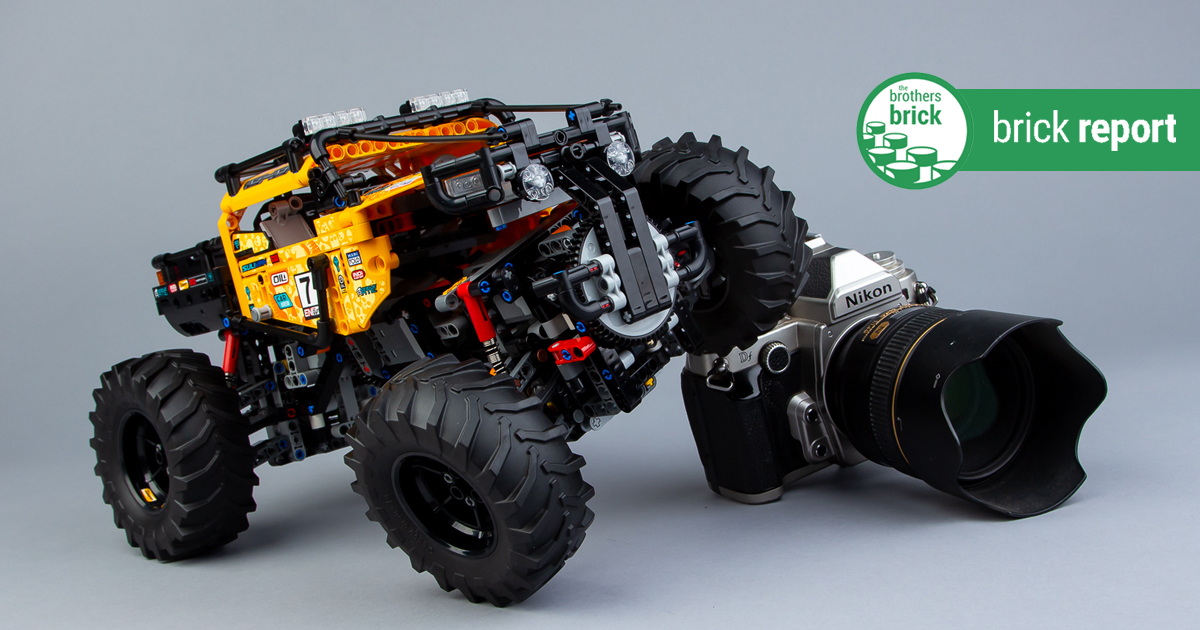 TBB Weekly Brick Report: LEGO news roundup for August 4, 2019 [News