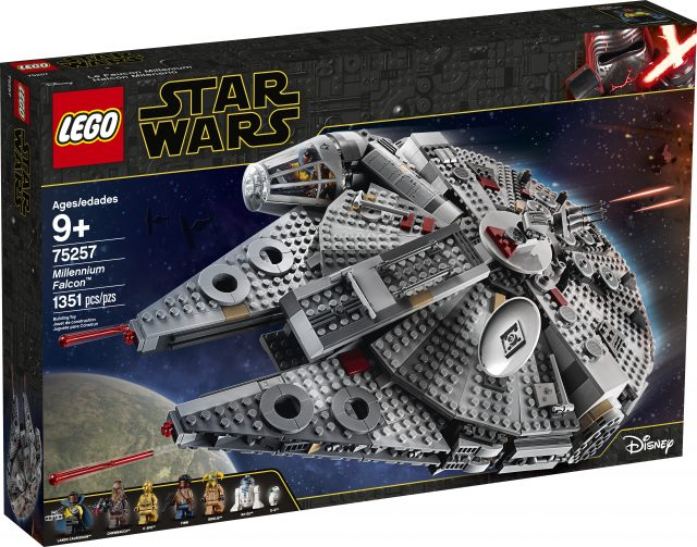 New LEGO Star Wars sets announced for Rise of Skywalker and the Mandalorian [News]