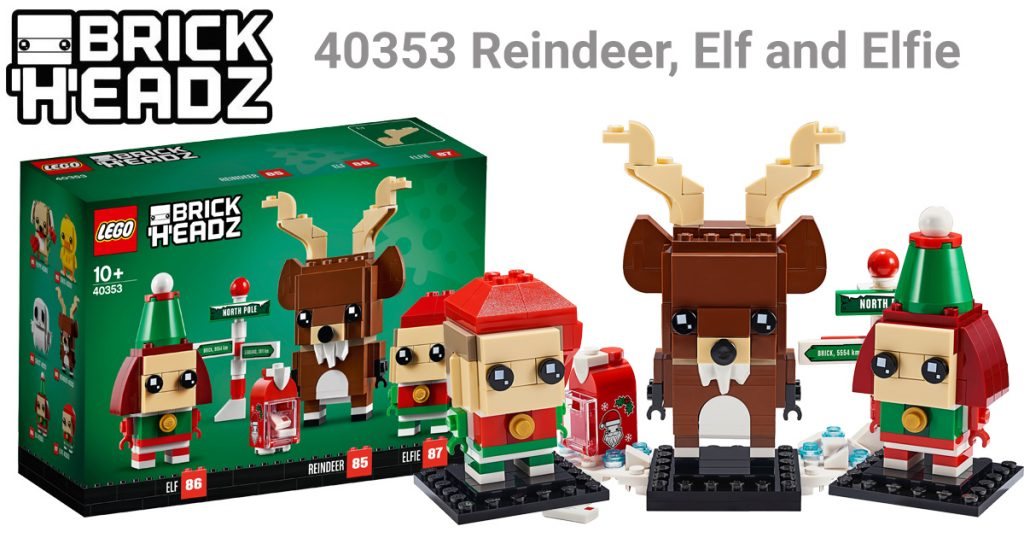 Lego Christmas Set 2019.Lego Christmas Archives The Brothers Brick The Brothers