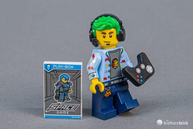 LEGO MINIFIGURES SERIES19 71025 SET NEW IN BOX uk SELLER