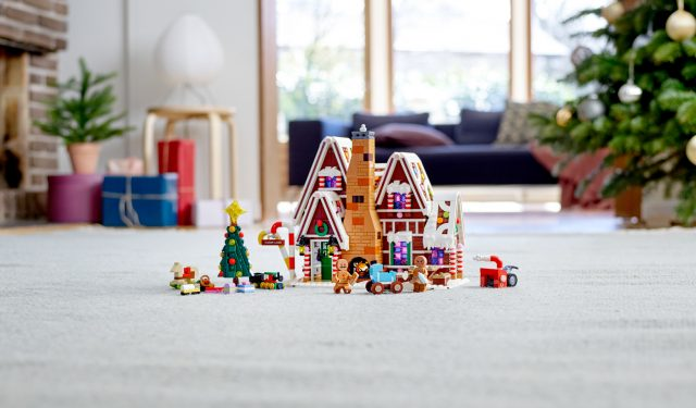 LEGO celebrates 10 years of the Winter Village with 10267