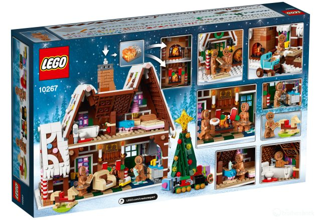 Image Christmas Sets 2019.Lego Celebrates 10 Years Of The Winter Village With 10267
