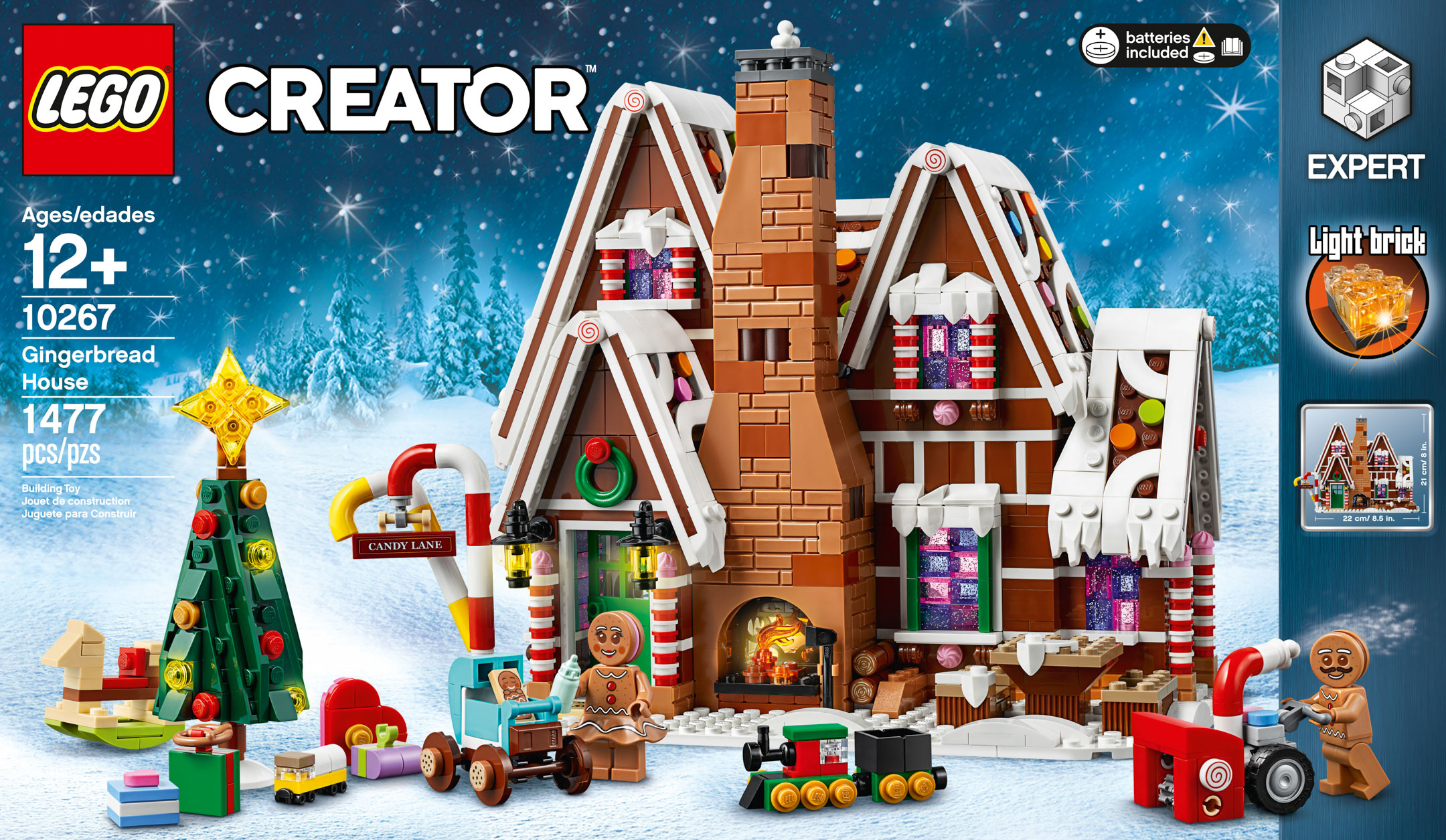 2019 Christmas.Lego Celebrates 10 Years Of The Winter Village With 10267