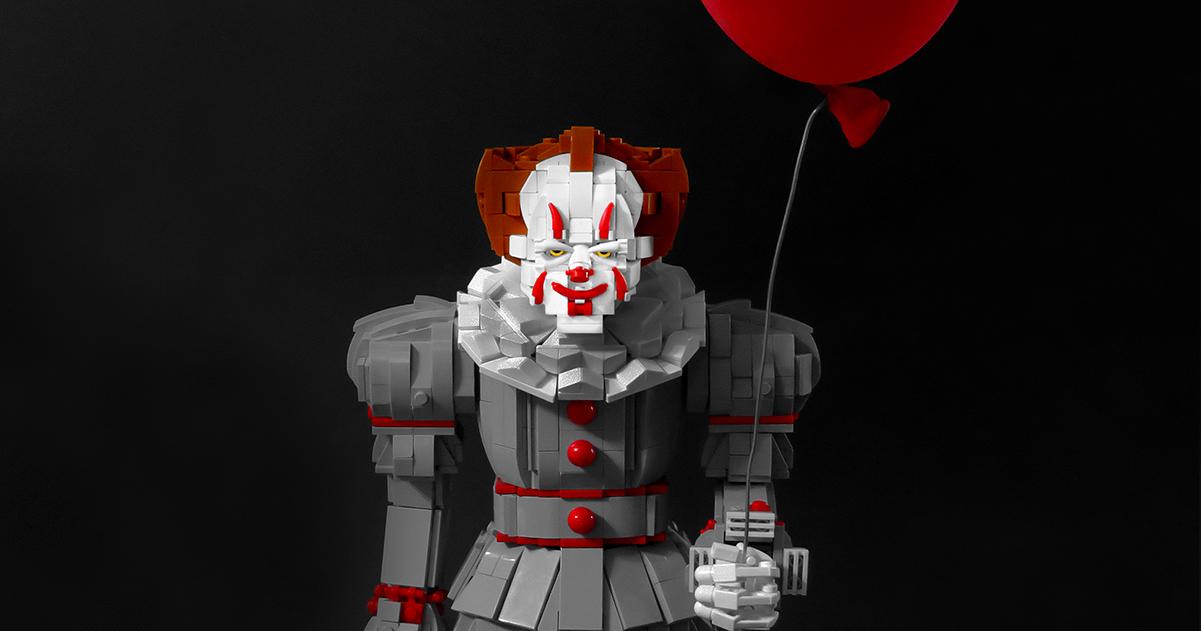 We all float down here, Georgie