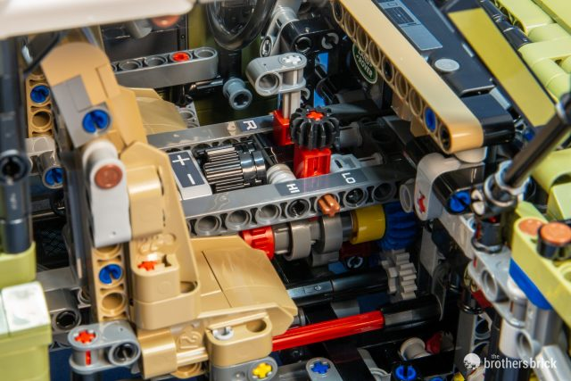 Lego Heads Into The Wilderness With The Technic 42110 Land Rover Defender Review The Brothers Brick The Brothers Brick