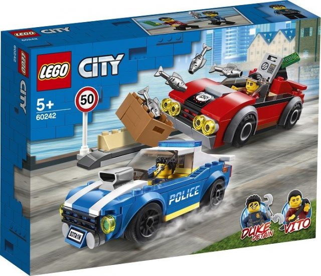 Lego City 2020 Lineup Reveals 8 New Sets For Police And Fire News The Brothers Brick The Brothers Brick