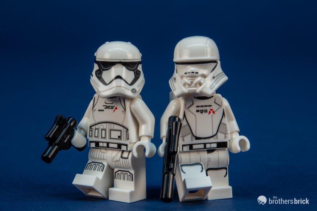 STAR Wars Clone Trooper SPARA JET PACK Loose UK