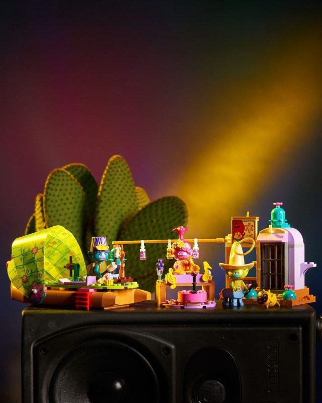 Lego Trolls World Tour Full Set Lineup Revealed News The