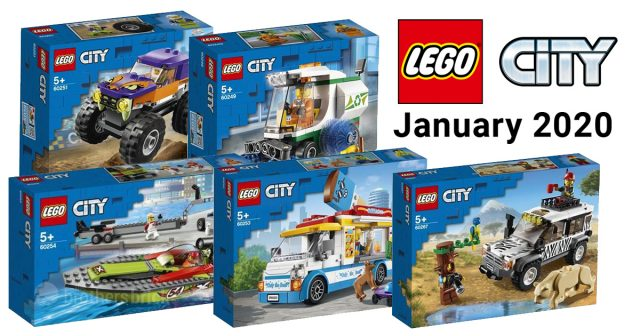 New Lego Sets 2020.More Lego City 2020 Sets Revealed Including A Brand New