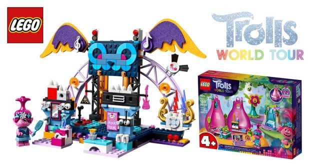 LEGO Trolls: World Tour full set lineup revealed [News] | The ...