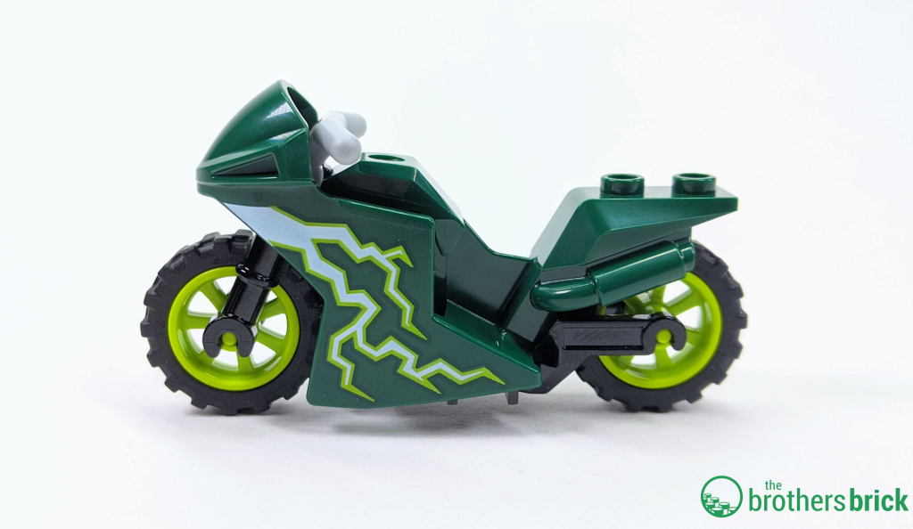 LEGO CITY 60255 - Motorcycle side
