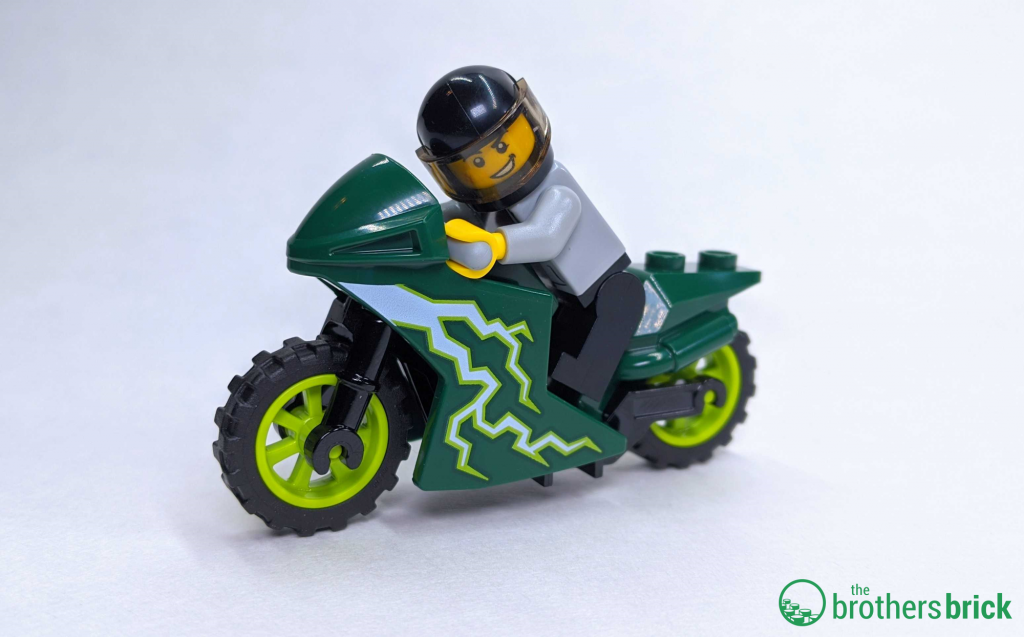 LEGO CITY 60255 - Motorcycle with rider
