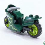 LEGO CITY 60255 - Motorcycle rear