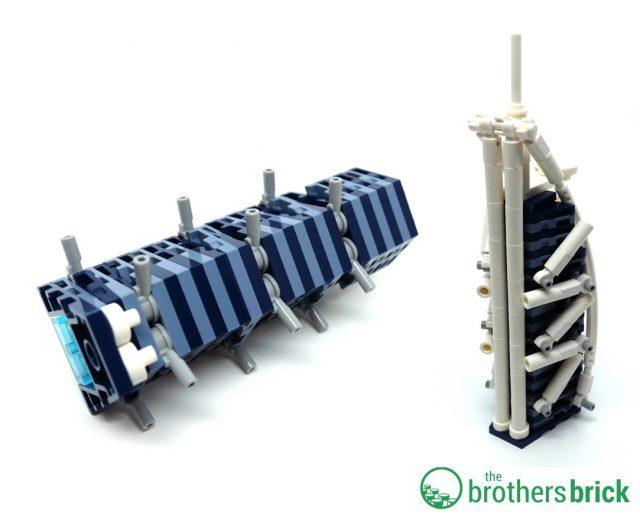 21052 LEGO Architecture Dubai Review