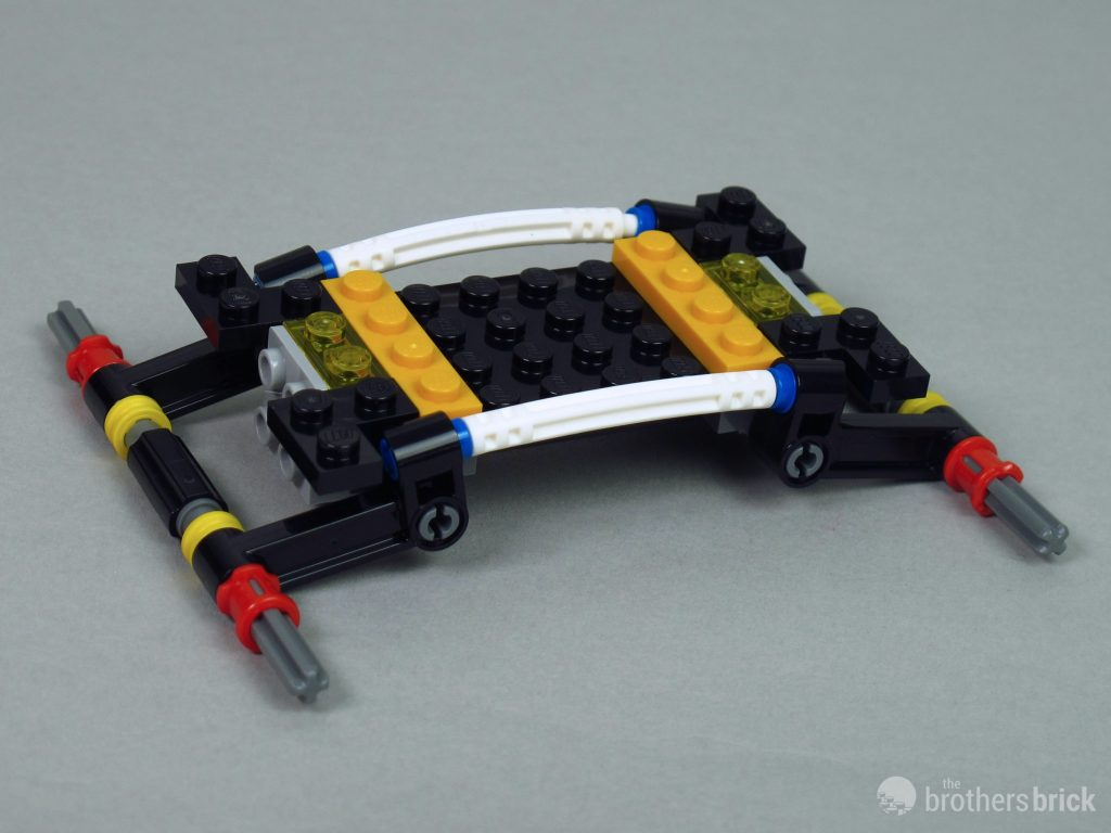 Lego Creator 3 In 1 31104 Burger Monster Truck Review The Brothers Brick The Brothers Brick