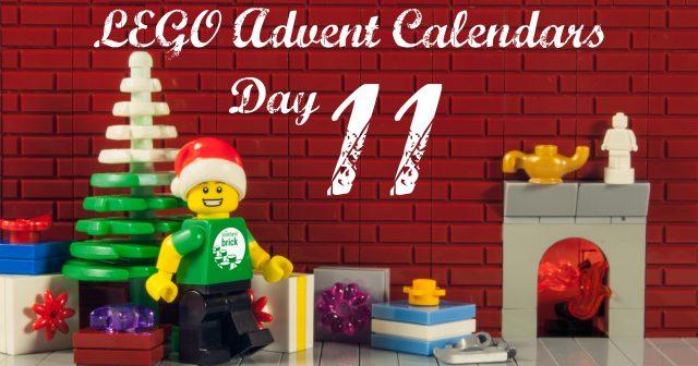 2019 LEGO Advent Calendars, Day 11