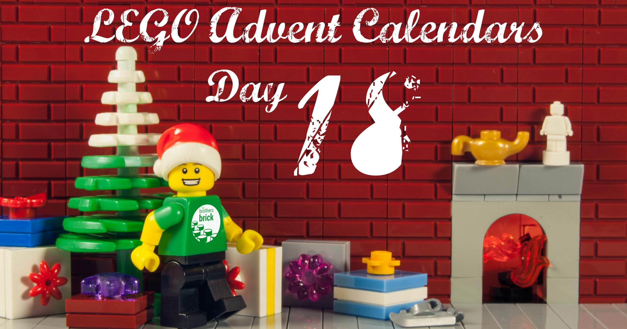 lego advent calendars cover day 18 the brothers brick. Black Bedroom Furniture Sets. Home Design Ideas