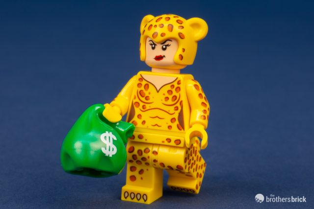 Cheetah mini fig NEW DC SUPER HEROES LEGO MINIFIGURES SERIES 71026