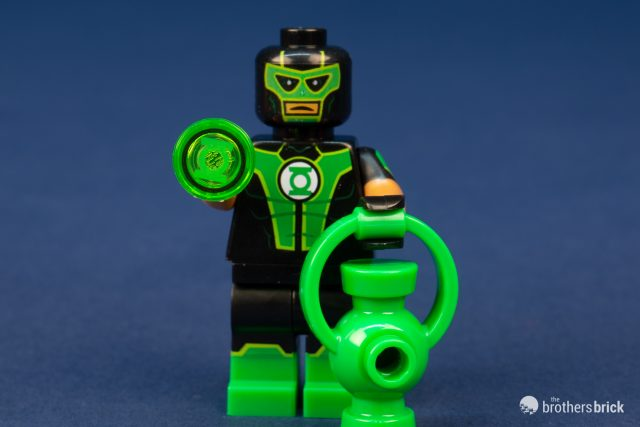 LEGO NEW TRANS-BRIGHT GREEN PLAIN MINIFIGURE HEAD PIECE