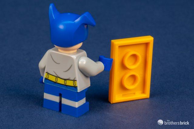 LEGO New Lot of 8 Medium Blue Large Figure Mechanical Fist Hands