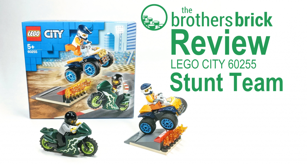 LEGO CITY 60255 -Review