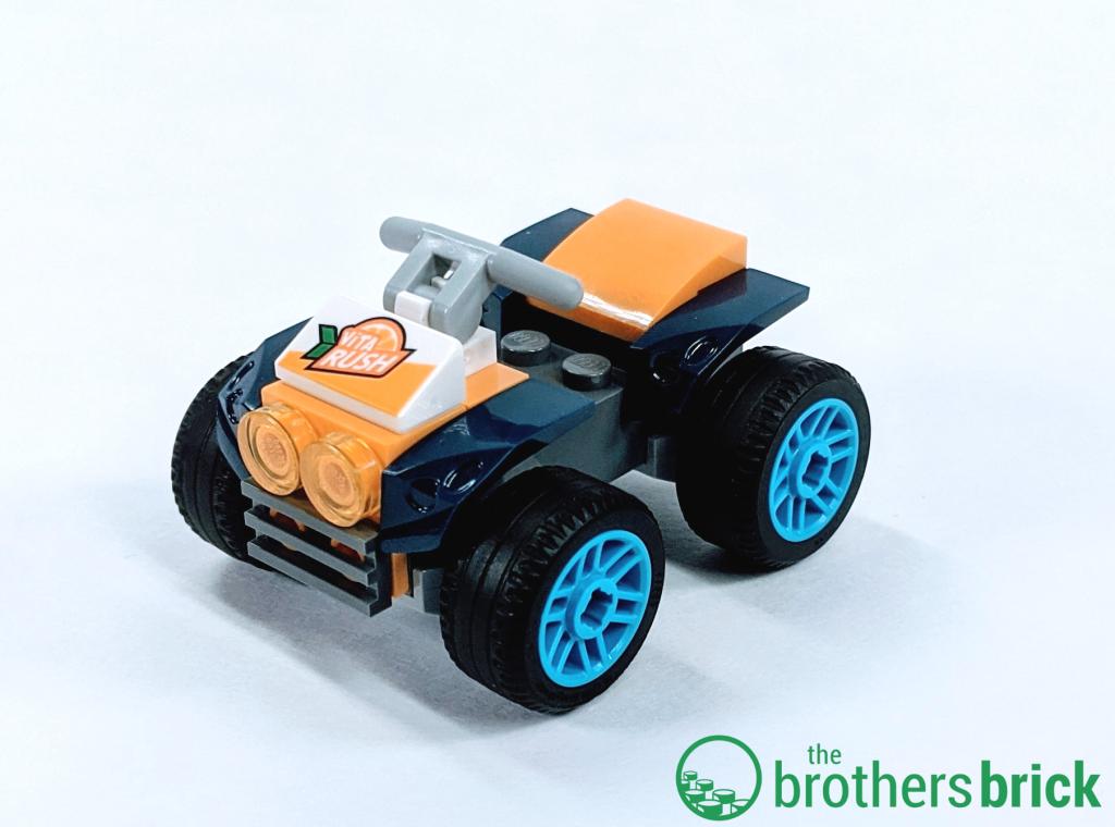 LEGO CITY 60255 - ATV front