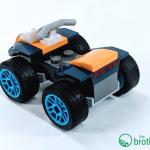 LEGO CITY 60255 -ATV Rear