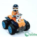 LEGO CITY 60255 - ATV with rider