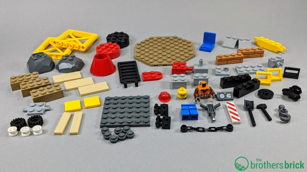 City 60252 -Bag 2 contents