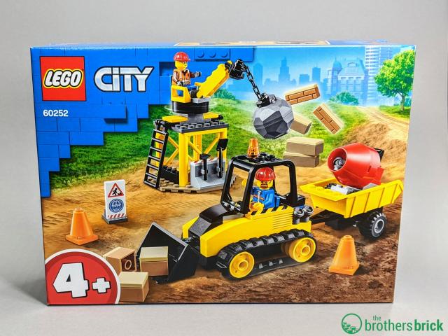 City 60252 Box front