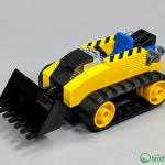City 60252 - Dozer build
