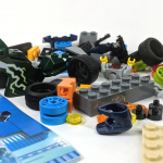 LEGO CITY 60255 - Loose parts